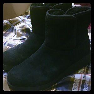 "UGG ""Kristen"" Ankle Boots New. Black 8"